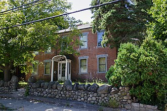 George Carpenter House - Image: George Carpenter House