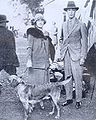 George VI and Elizabeth with yellow lab (1920's).jpg