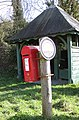 George V postbox, Common Hill - geograph.org.uk - 1196205.jpg