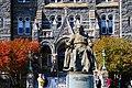 Georgetown University founder (5110751878).jpg