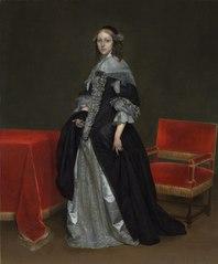 Portrait of a Woman, c. 1665