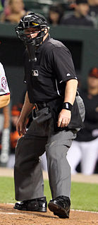 Gerry Davis (umpire) American baseball umpire