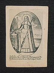 Gertrude of Nivelles (p1)