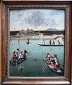Getty Center - Carpaccio - Hunting on the lagoon - front.JPG