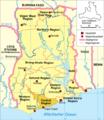 Ghana-karte-politisch-central.png
