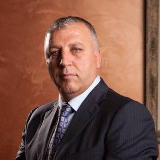 Ghassan Aboud - Image: Ghassan aboud