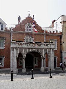 Gibraltar Restaurants Bars