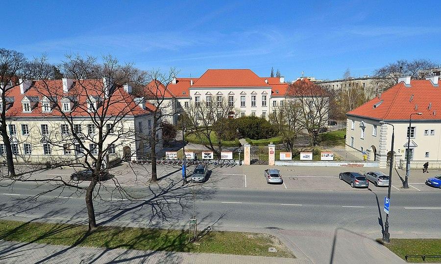 Stefan Batory Gymnasium and Lyceum (Warsaw, Poland)