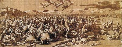 Battaglia di costantino contro massenzio wikipedia for Decorazione stanze vaticane