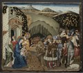 Giovanni di Paolo - The Adoration of the Magi - 1942.536 - Cleveland Museum of Art.tiff