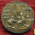 Giovanni v. melone, medaglia di antoine perrenot, card di granvelle, verso con in hoc signo vinces.JPG