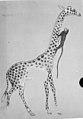 Giraffe with a Monkey, Tomb of Rekhmire MET INST.1979.2.32.jpg