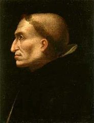 Portrait of Savonarola