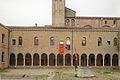 Giudecca chiostro Santi Cosma e Damiano Venezia.jpg