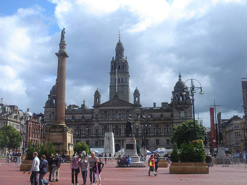 File:Glasgow City Chambers 17 August 2011.jpg