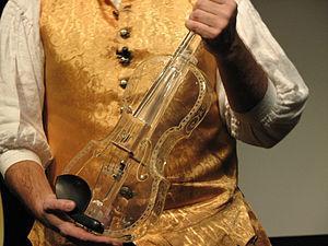 Dean Shostak - Glass violin