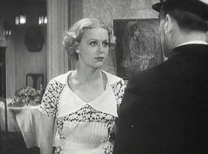 Cropped screenshot of Gloria Stuart from the f...
