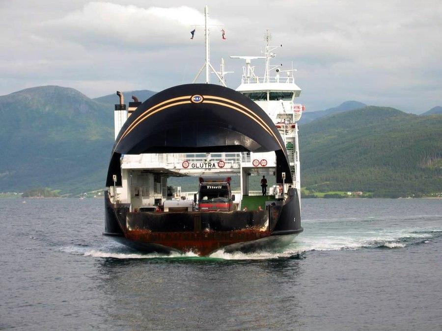 Seivika–Tømmervåg Ferry