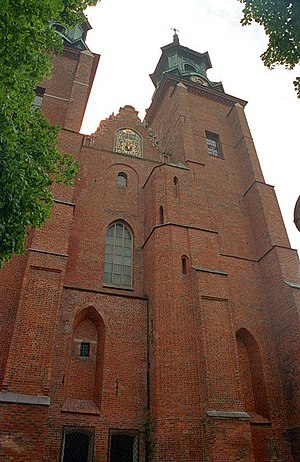 Bolesław II the Generous - Gniezno Cathedral, rebuilt by Bolesław the Generous