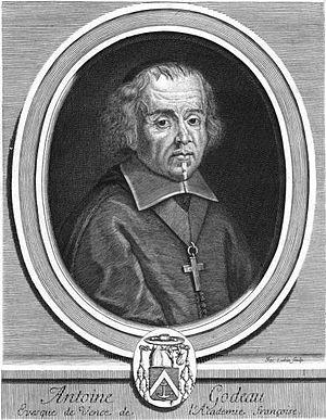 Antoine Godeau - Antoine Godeau.