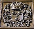 Godlinze - Pancratiuskerk - wapen orgel links.jpg