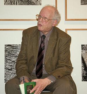 Georges-Arthur Goldschmidt - Georges-Arthur Goldschmidt in 2007