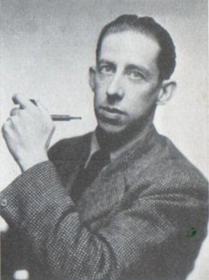 Gontran de Poncins - Gontran de Poncins (ca. 1941)