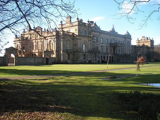 Gosford House, Gosford estate (Aberlady Longniddry, Scotland)