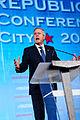 Governor of Florida Jeb Bush at Southern Republican Leadership Conference, Oklahoma City, OK OK May 2015 by Michael Vadon 09.jpg