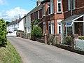 Granary Lane, Budleigh Salterton - geograph.org.uk - 1272175.jpg