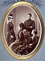 Grand Louise with her children Frederick, Ludwig and Victoria.jpg