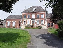 Grandrieux (Aisne) mairie.JPG