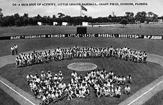 Grant Field (Dunedin) Baseball stadium located in Dunedin, Florida.