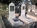 Grave of Shamsi Asadullayev and his granddaughter Zuleykha Asadullayeva.jpg