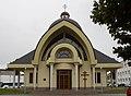 Greek Catholic church in Kežmarok, Slovakia 01.jpg