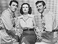 Gregory Peck, Joan Bennett, Robert Preston The Macomber Affair.jpg
