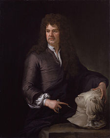 Grinling Gibbons by Sir Godfrey Kneller, Bt.jpg