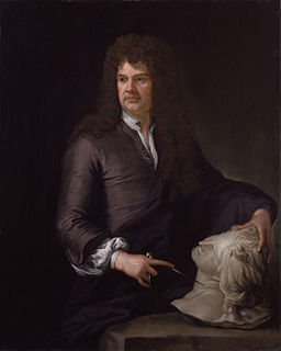 Grinling Gibbons Anglo-Dutch sculptor and wood carver