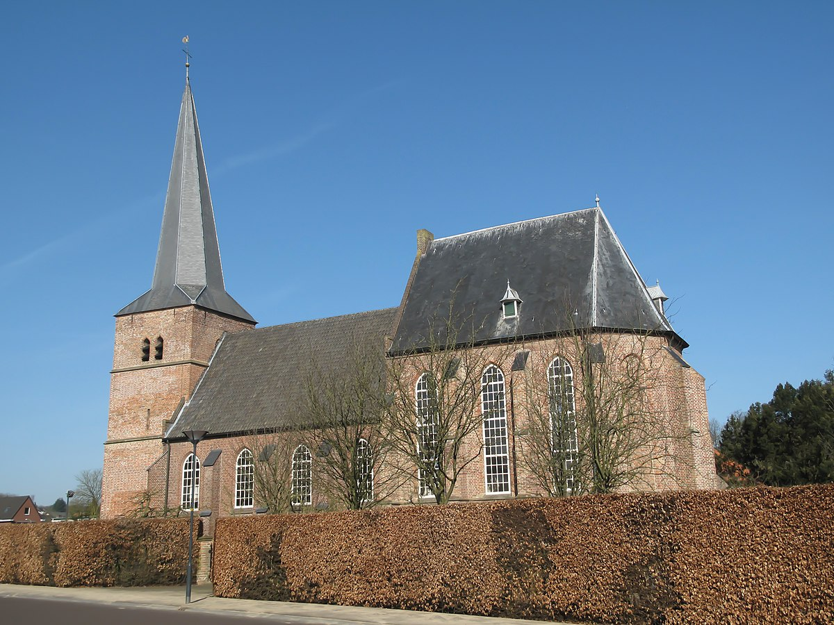 Holland And Holland >> Groesbeek - Wikipedia