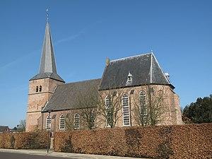 Groesbeek - Church in Groesbeek