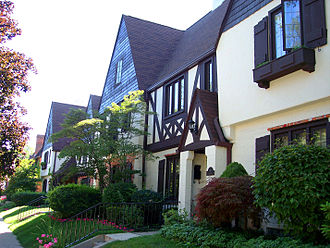 Grosse Pointe, Michigan - Townhouses in Grosse Pointe