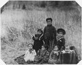 Group of Indian children. - NARA - 297942.tif