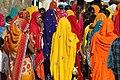 Group of Indian women in sari.jpg