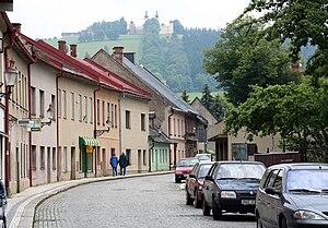 Králíky - Image: Grulich