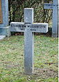 GuentherZ 2013-01-12 0402 Wien11 Zentralfriedhof Gruppe88 Soldatenfriedhof polnisch WK2 Grabkreuz Stanislaw Wlodarczyk.JPG