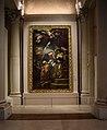 Guercino, San Pietro riceve le chiavi da Cristo.jpg