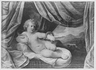 Herkules als Kind (Kopie nach)