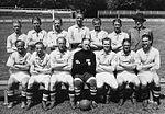 Il Malmö vincitore del campionato 1943-44