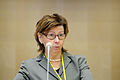 Gunilla Tjernberg (KD) Sverige. Nordiska radets session i Stockholm 2009.jpg