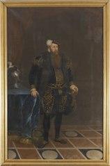 Gustav I, 1496-1560, kung av Sverige